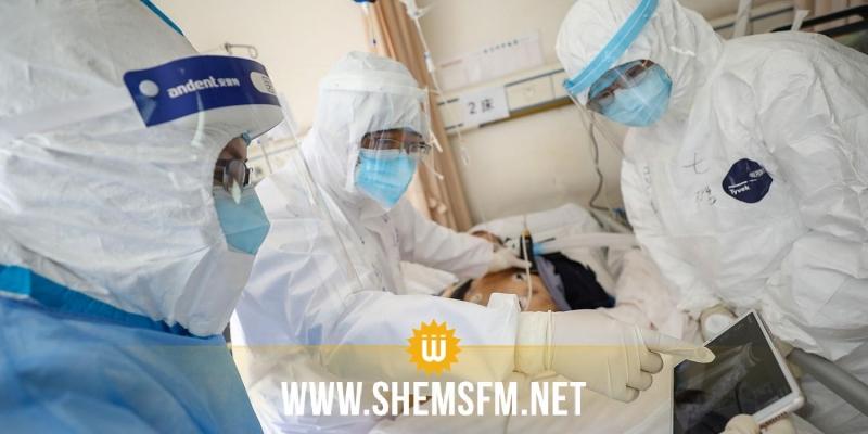 الصين تسجل 889 حالة إصابة جديدة بفيروس كورونا
