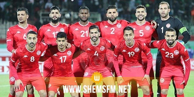 المنتخب التونسي يحافظ على المركز 27 عالميا والمرتبة الأولى عربيا