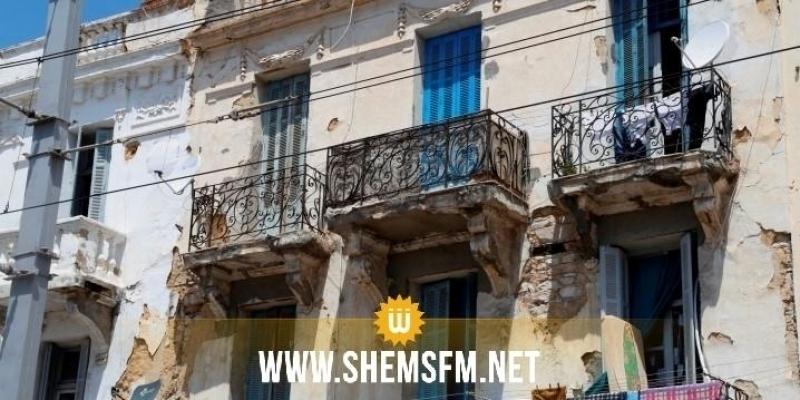 Mokhtar Hammami :'100 bâtiments à Tunis risquent de s'effondrer à tout moment'