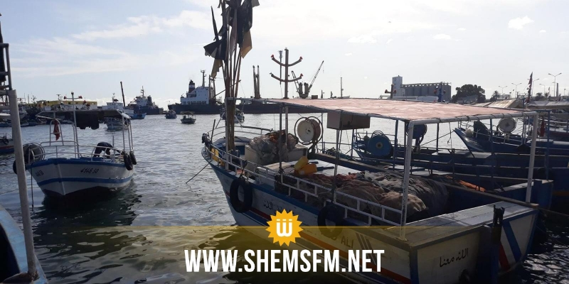 'بتّة' لبيع سفينتين راسيتين بالميناء التجاري بسوسة