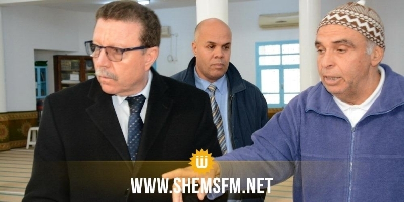 إمام جامع الرحمان بالمرسى يعترف بارتكابه لعملية الاعتداء والتخريب