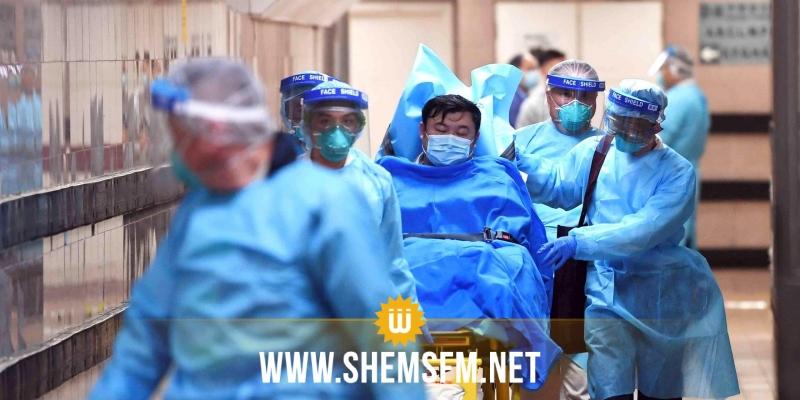 الصين تسجل 397 حالة إصابة مؤكدة جديدة بفيروس كورونا