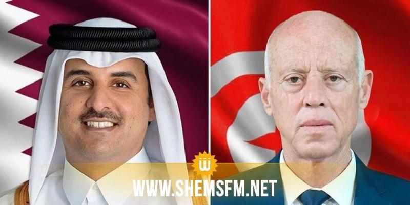 بدعوة من رئيس الجمهورية: أمير قطر في زيارة رسمية لتونس يومي 24 و25 فيفري