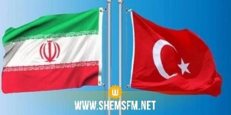 تركيا ستغلق الحدود مع إيران وتعلق الرحلات