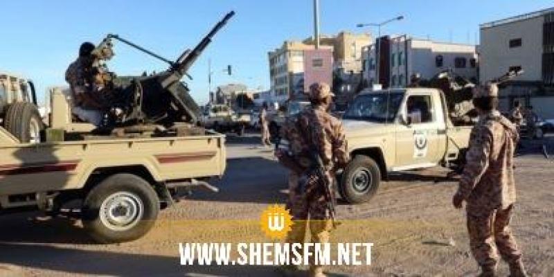 قوات شرق ليبيا تقول إنها قتلت 16 جنديا تركيا