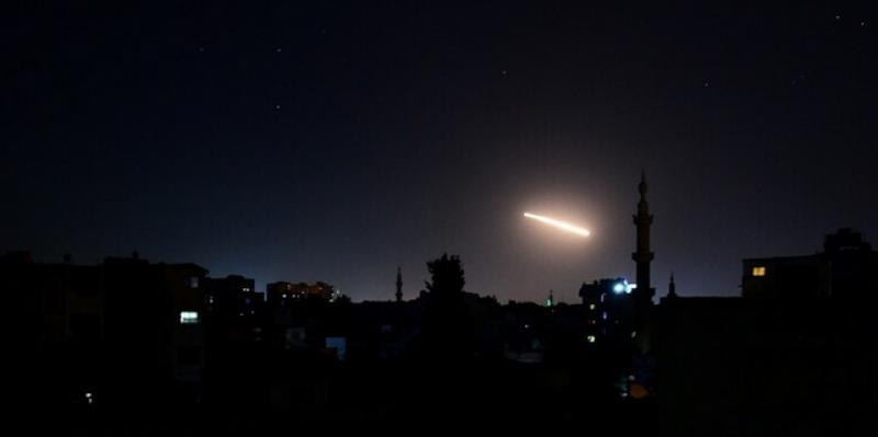 دمشق: قصف صهيوني واستشهاد اثنين من حركة الجهاد الفلسطينية