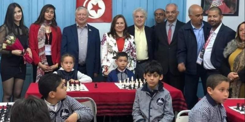 إفتتاح أول نادي للشطرنج في جربة