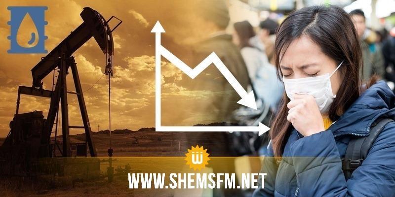 النفط يهوي 4% بسبب فيروس كورونا