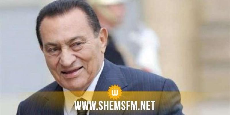 مصر: وفاة حسني مبارك