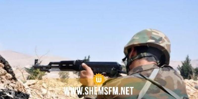 القصرين: القضاء على عنصر إرهابي