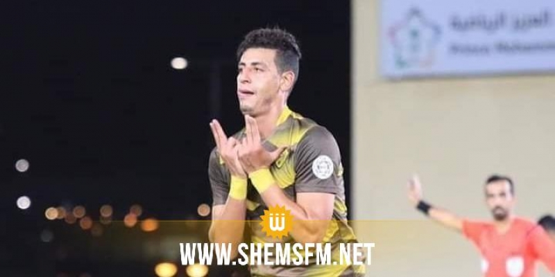 شهاب الزغلامي يحرز هدفه الخامس في الدوري السعودي