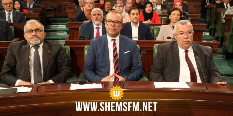 عامر العريض: 'تصويتنا للحكومة ليس صكا على بياض'