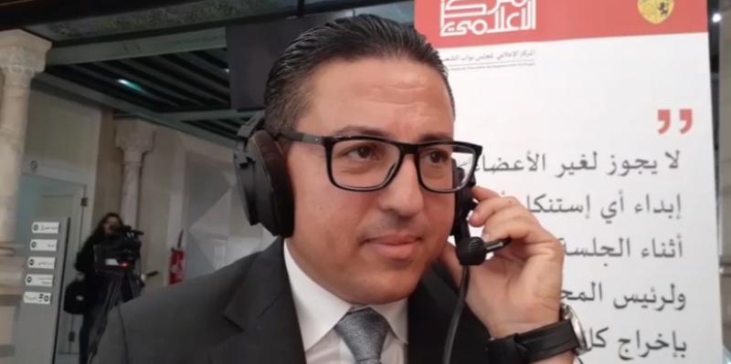 هشام العجبوني:'قد يكون الحزام السياسي الضعيف فرصة للحكومة لتحقيق إنجازاتها'