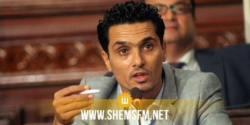 عماد أولاد جبريل للفخفاخ:'حكومتك حكومة الباشْ باشْ وليست حكومة الوضوح'