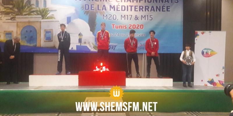 بطولة إفريقيا المبارزة بالسيف : تونس تحصد إلي حد الآن 4 ميداليات