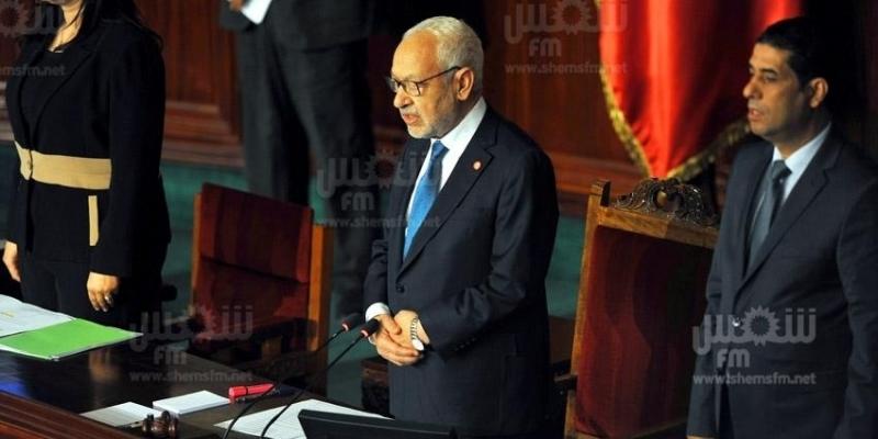 راشد الغنوشي: 'نتيجة التصويت لحكومة الفخفاخ مُشرفة'