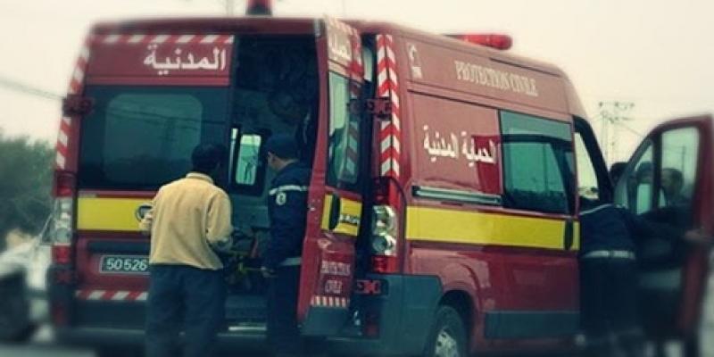 انفجار بمصنع في منزل بوزلفة: 10 عاملات تغادرن المستشفى