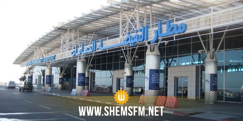مطار النفيضة دون كاميرا حرارية للكشف عن الكورونا حتى أسبوعين آخرين