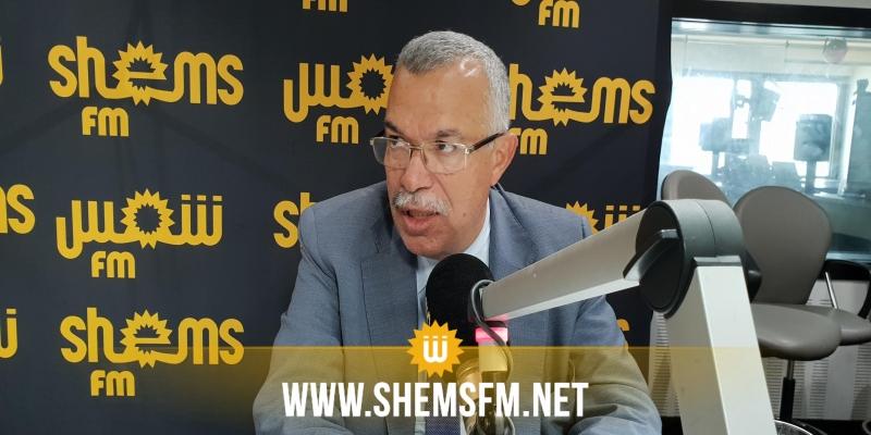 نور الدين البحيري:'مازال الوقت لتشريك أطراف أخرى في الحكومة'
