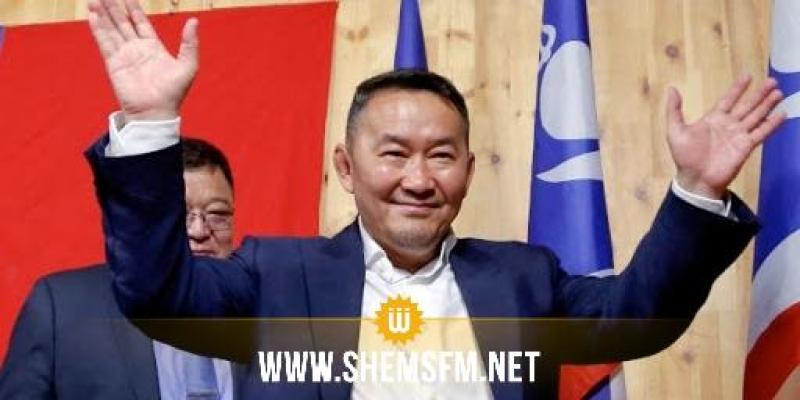 بعد عودتهم من الصين: وضع الرئيس المنغولي والوفد المرافق في الحجر الصحي