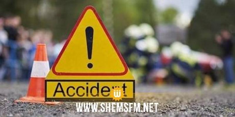 الشبيكة: وفاة 3 أشخاص وإصابة رابع  بجروح خطيرة في حادث مرور