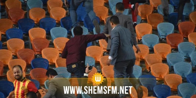 الإفراج عن مشجعي الترجي الموقوفين بالقاهرة