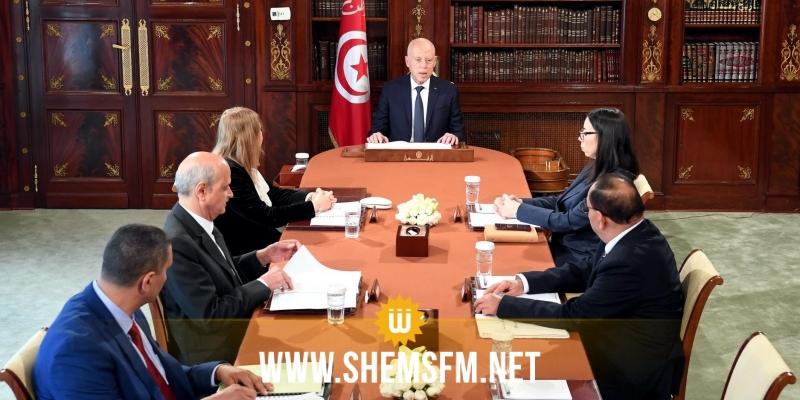بسبب كورونا: رئيس الجمهورية يدعو إلى التخفيف من الضغط في السجون