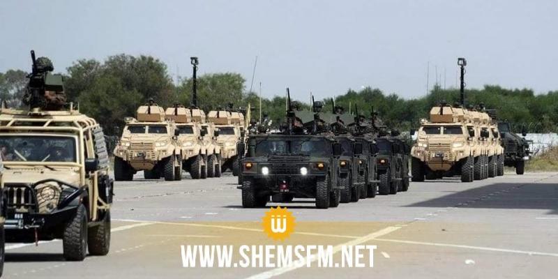 رئيس الجمهورية يأمر بنشر القوات المسلحة في الشوارع لفرض إحترام الحجر الصحي العام