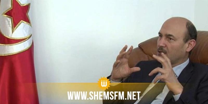 وزير الطاقة والمناجم في الحجر الصحي: منجي مرزوق يوضح
