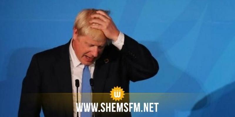 رئيس وزراء بريطانيا 'بوريس جونسون' يعلن إصابته بكورونا