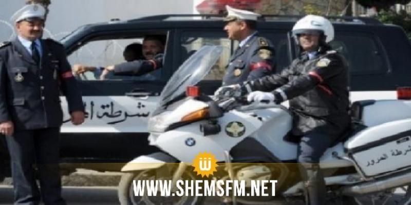 الداخلية: خطية في انتظار مخالفي الحجر الصحي العام الذين حُجزت سياراتهم