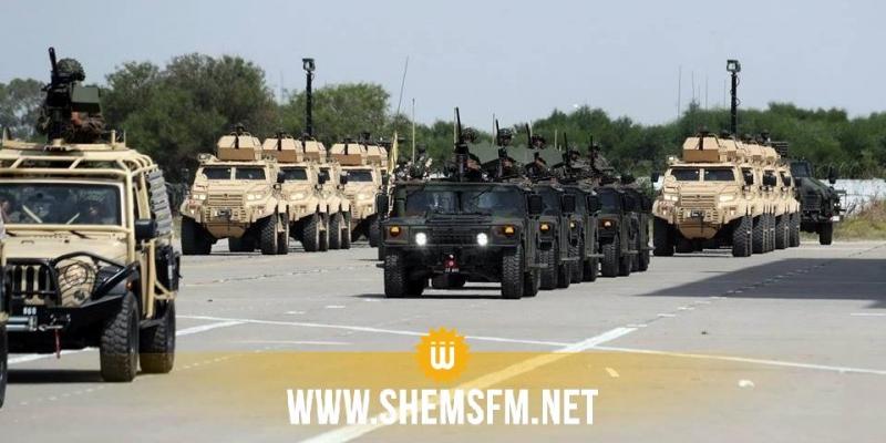 وزارة الدفاع:'خلال ال24 ساعة الأخيرة خرجت 660 دورية عسكرية'