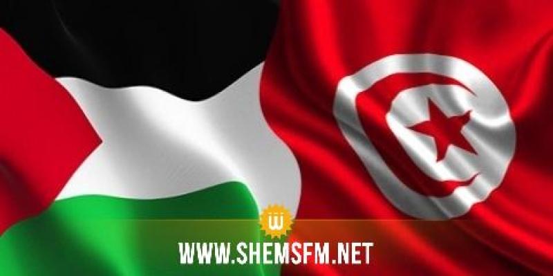 قيس سعيد يُعبر عن إستعداد تونس لمد الأشقاء الفلسطينيين بما يحتاجونه خلال اتصاله بعباس وهنية