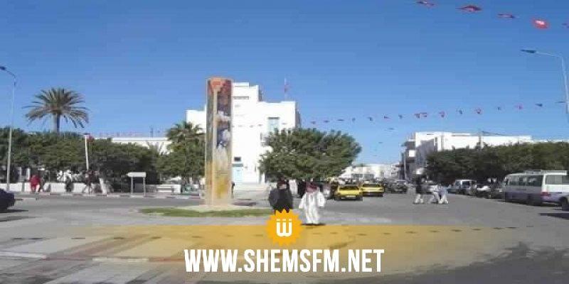 جربة: متمتع بالعفو الرئاسي يخلع 5 مكاتب في المركز القطاعي للطاقة
