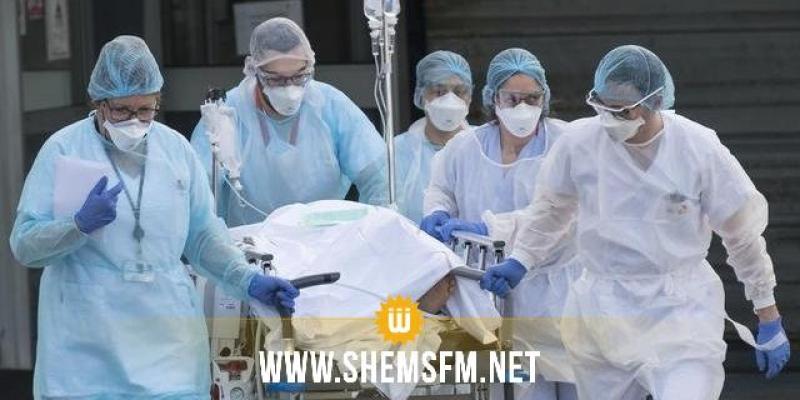 اسبانيا: 838 حالة وفاة جديدة بكورونا