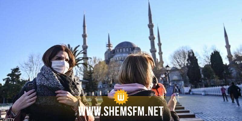 كورونا: تركيا تسجل 23 وفاة و1815 إصابة خلال 24 ساعة