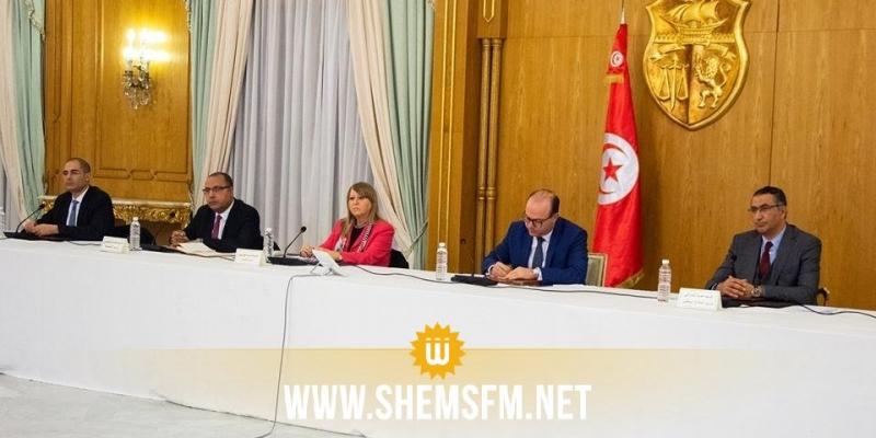 الهيئة الوطنية لمجابهة الكورونا تنظر في ظروف تزويد الاسواق بالمواد الأساسية