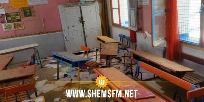 La Manouba : une école primaire vandalisée