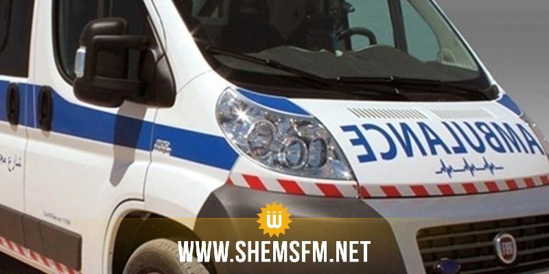 تخوفا من كورونا: توليد إمرأة داخل سيارة إسعاف في القيروان