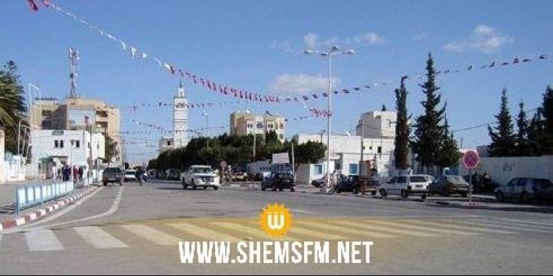 سيدي بوزيد: إيقافات وغلق محلات خرق أصحابها الحجر الصحي العام