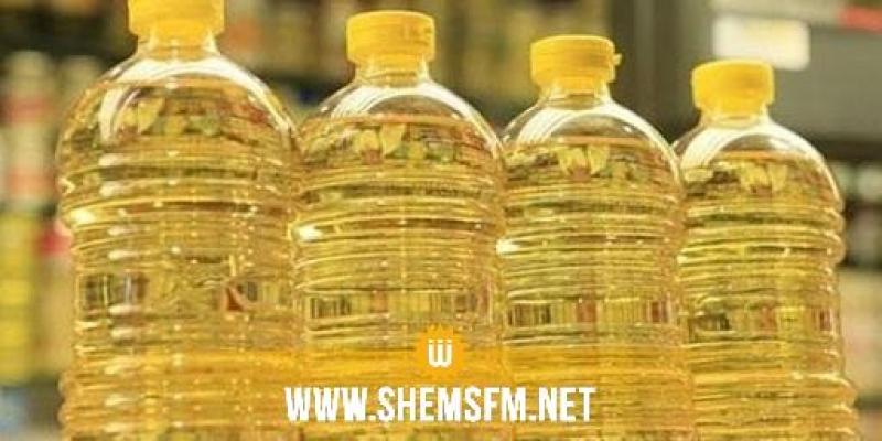 قصر هلال : حجز 700 لتر من الزيت النباتي مجهولة المصدر بمستودع