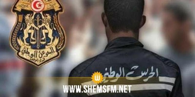 سوسة: محاولة حرق سيارة ضابط في الحرس الوطني