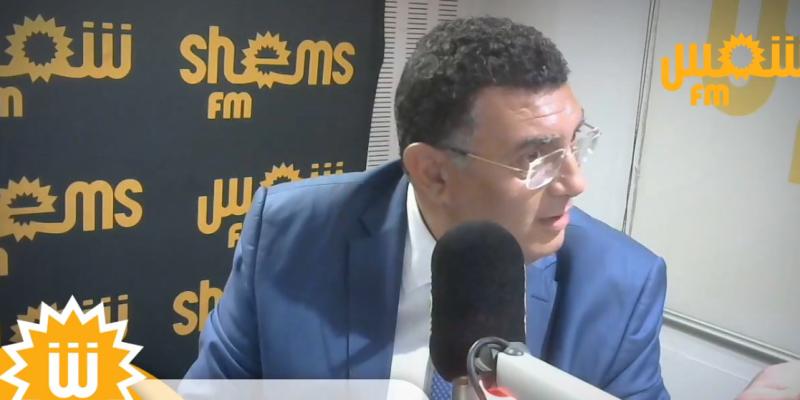 عياض اللومي لرئيس الجمهورية: 'نحن لسنا مجلسا تشريعيا'