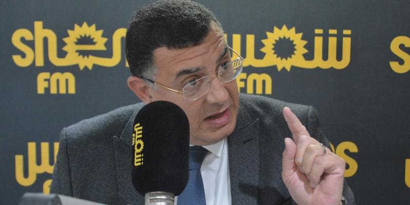 عياض اللومي: 'من المفروض أن يكون وزير الصحة القائد والجنرال على الميدان والجميع وراءه'