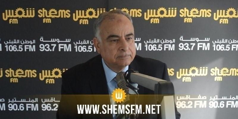 عز الدين سعيدان: 'سنُسجل انكماشا بـ 5% في نسبة النمو'