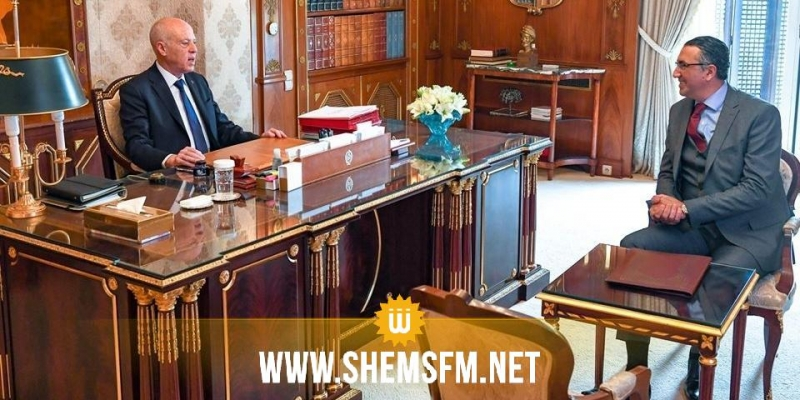 خلال لقائه رئيس الدولة: وزير الدفاع يؤكد جاهزية الجيش الوطني لمجابهة كل الظروف