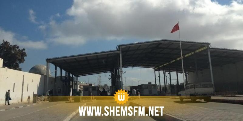 مدنين: تأجيل مغادرة العائدين من ليبيا لمعبر راس جدير نحو جهاتهم الأصلية إلى يوم الجمعة