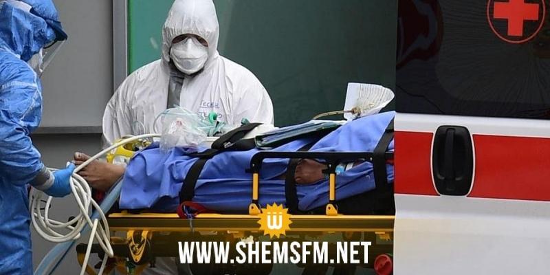 الولايات المتحدة.. 1169 وفاة بفيروس كورونا خلال 24 ساعة