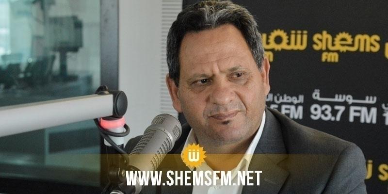 ناجي البغوري: 'أنصح وزير أملاك الدولة بعدم الإدلاء بتصريحات مُتسرعة'