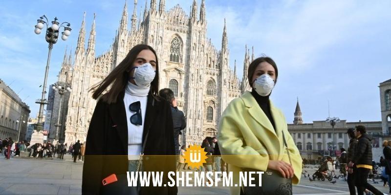 إيطاليا: تراجع عدد الحالات الحرجة المصابة بكورونا